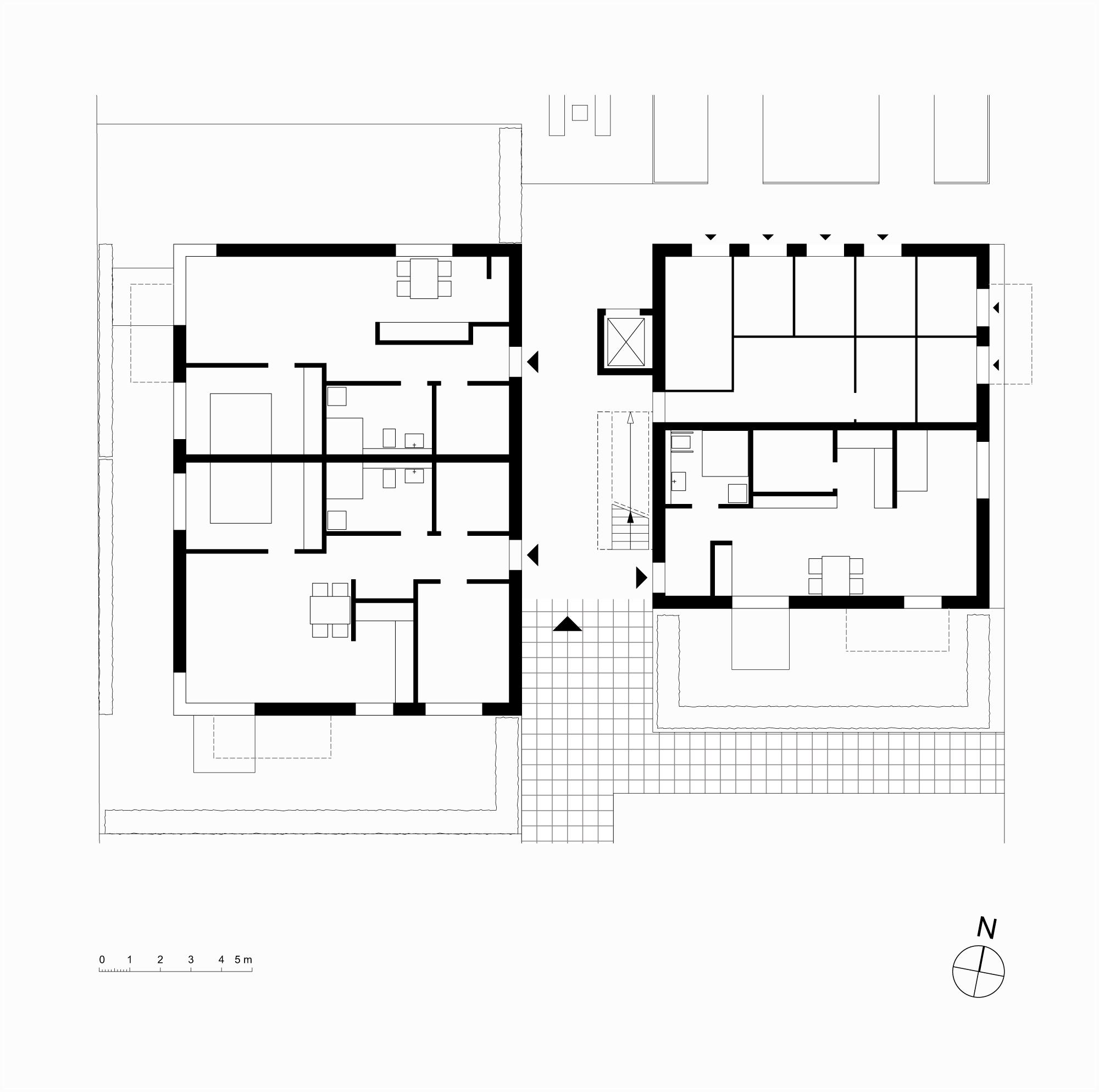 architektur grundriss grundriss grundriss riegel grundriss zeichnen architektur online. Black Bedroom Furniture Sets. Home Design Ideas